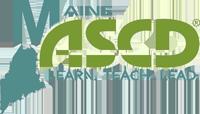 Maine ASCD Logo