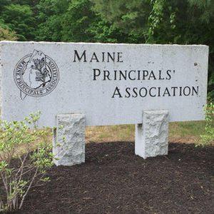 MPA Granite Sign